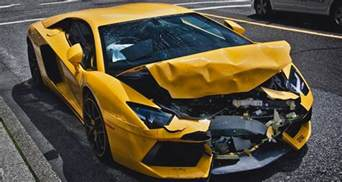 Salvage Title Lamborghini Should You Buy A Car That Was In An Or Salvage