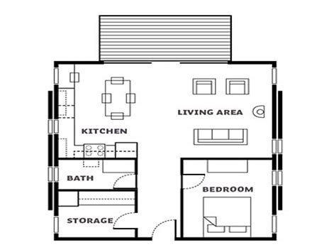 simple small house floor plans simple cabin floor plans simple small house floor plans