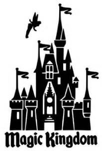 Disney World Castle Outline by Disney Svg On Disney Silhouettes Disney And Mickey Mouse