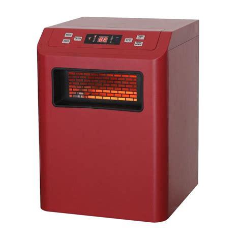 american comfort heater american comfort 1500 watt radiant infrared portable