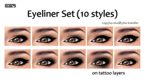 tattoo eyeliner designs top cosmetic tattoo eyeliner styles images for pinterest