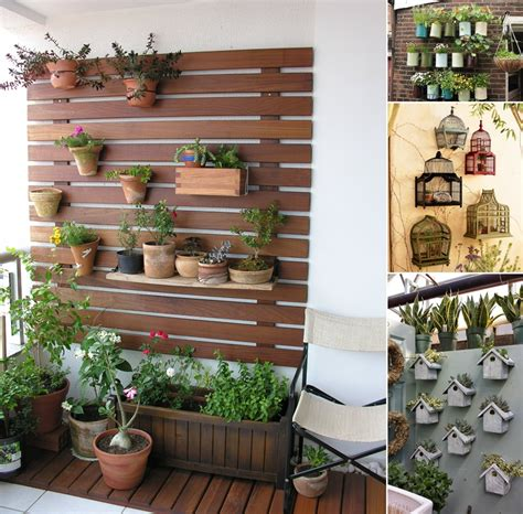 Apartment Balcony Garden Decorating Ideas You Must Look At Balcony Wall Garden