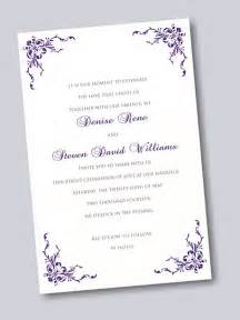 make your own wedding invitations create your own wedding invitation suite 60