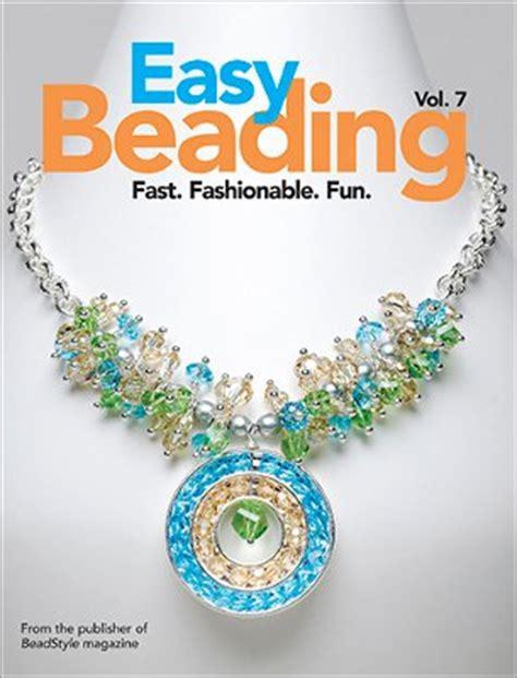 free jewelry books easy beading vol 7 allfreejewelrymaking