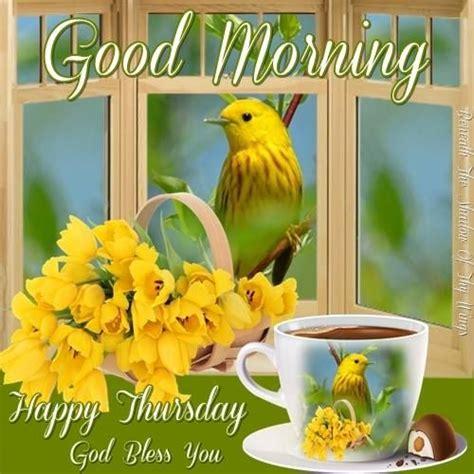 good morning happy thursday god bless  days