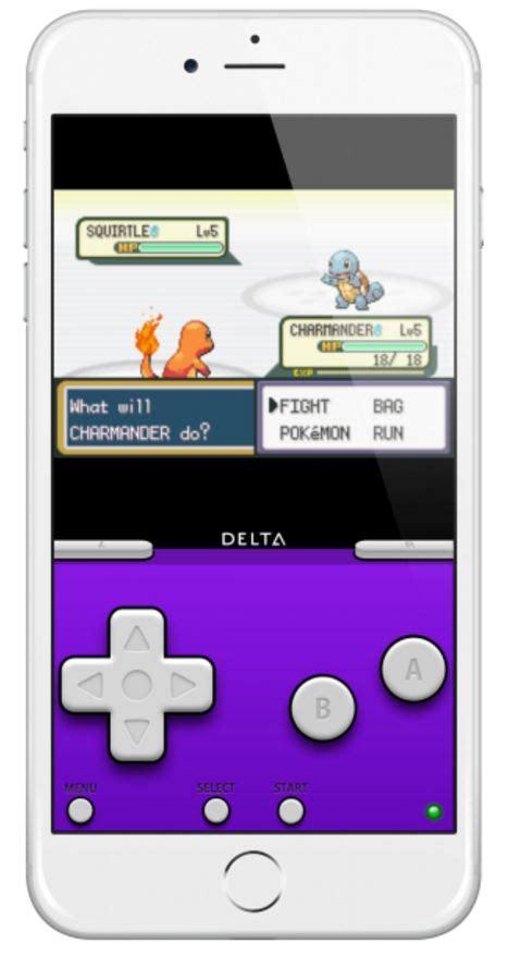 gameboy color emulator iphone delta emulator for ios iphone delta emulator app