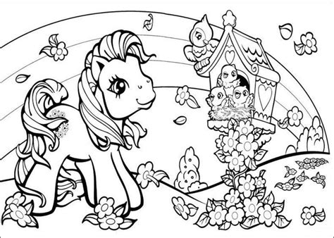 pretty pony coloring page my pretty pony coloring pages coloring home