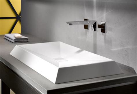 Wash Basin Designs by Experience A Familiar Yet Unusual Washbasin Design With