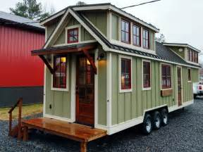 tiney houses timbercraft 37 tiny house on wheels for sale al