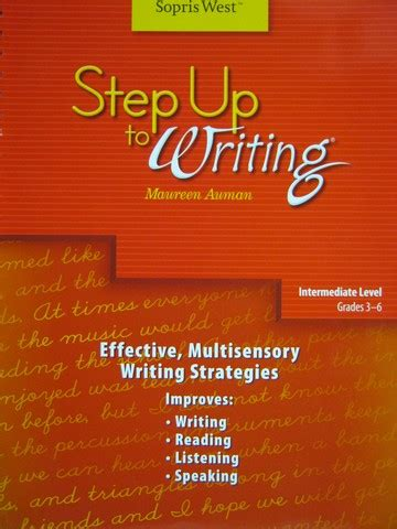 Step Up To Writing 3rd Edition Intermediate Tg Te Spiral