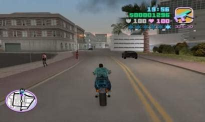 Grand Theft Auto Vice City Gta Wiki The Grand Theft Auto Wiki | file grand theft auto vice city motorcycle gameplay jpg