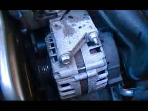 replace a 2008 chevrolet malibu alternator with a 2 2l or