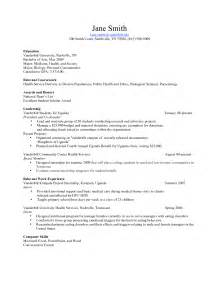 as computer science resume sales computer science lewesmr exle resume of computer science student major exles