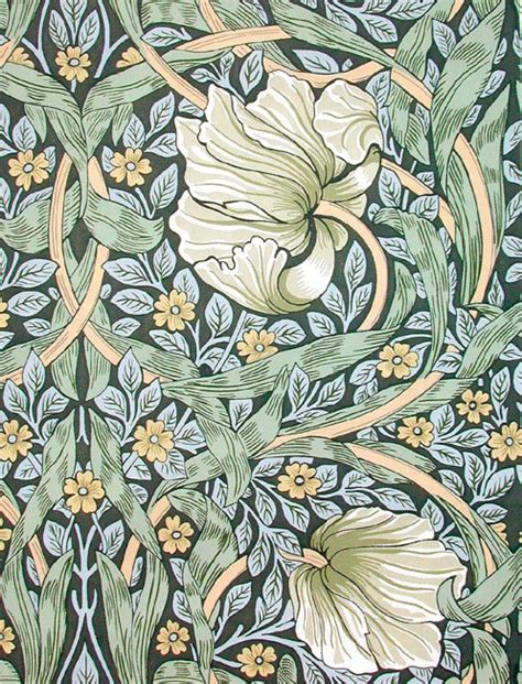 wallpaper design william morris william morris arts crafts pinterest william
