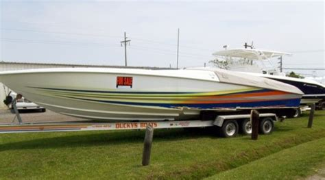 offshore performance boats for sale boats for sale custom marine graphics ocean city md east