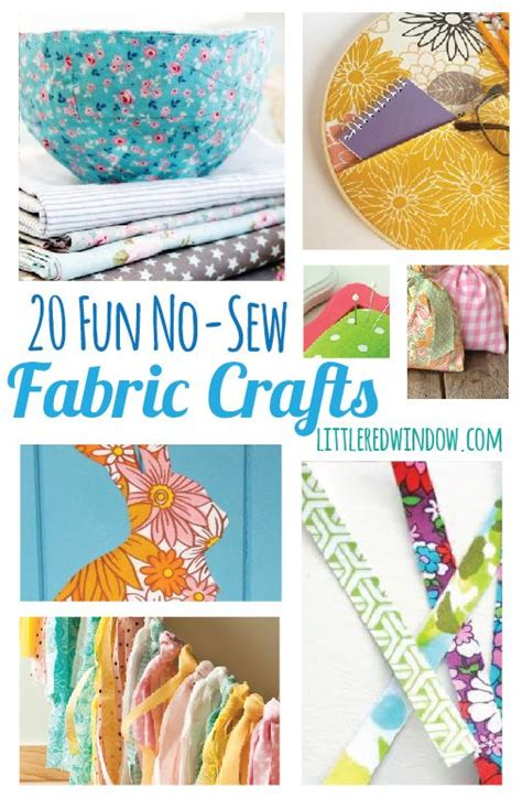 crafts sewing 20 no sew fabric crafts sewing sewing crafts