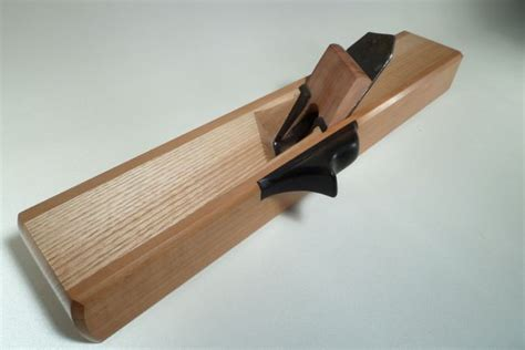 wooden bench plane wooden plane for a shooting board best design i ve seen