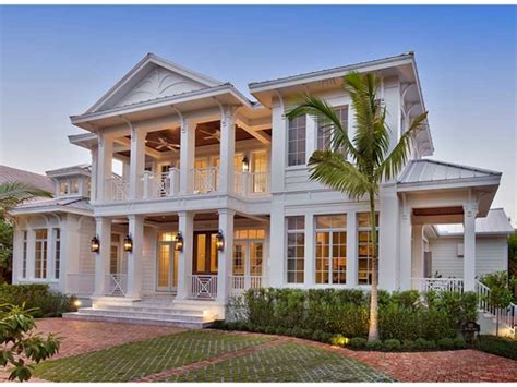 eplans low country house plan open caribbean luxury