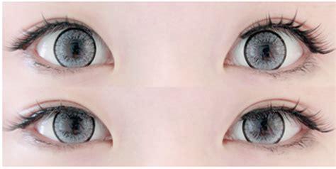 light grey contact lenses korean big eye circle lenses korean skin care makeup