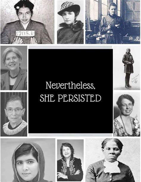 they persisted books 523 best images about feminism unite make the
