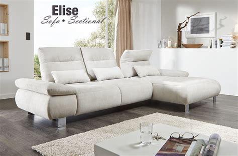 elise sofa furniture elise sofa elise light brown sofa lounger with built in