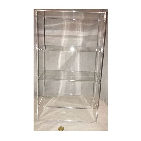 clear plastic bookshelf 28 images qsb107cl plastic