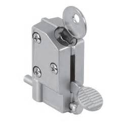 shop gatehouse step on keyed aluminum finish sliding patio door cylinder lock at lowes