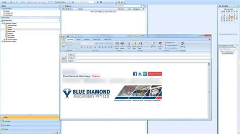 html layout in outlook outlook email signature design www pixshark com images