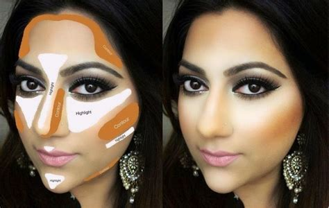 tutorial makeup base indian bridal wedding makeup step by step tutorial with
