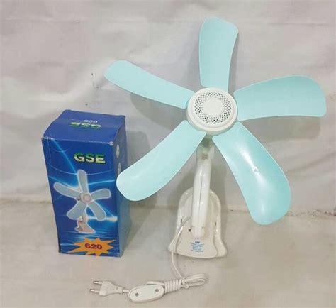 Kipas Angin Listrik Mini kipas angin listrik jepit gse 620
