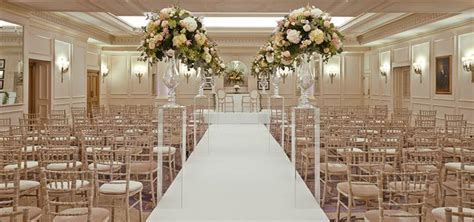 Best Luxury Central London Wedding Venue   The Savoy Hotel
