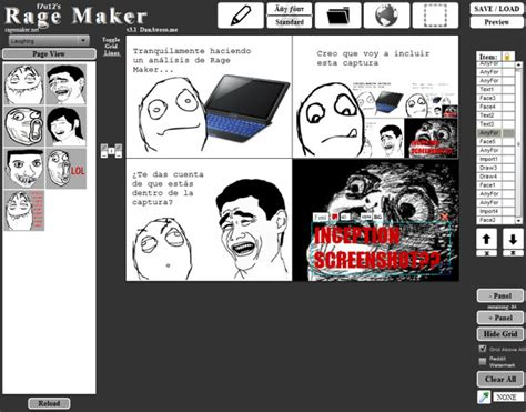 Meme Rage Generator - rage maker download
