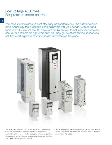 Neiu Mba Cost by Abb Industrial Automation
