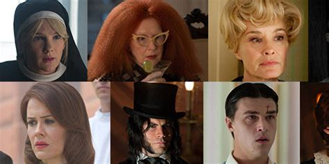 the 15 best american horror story characters ranking 25 of the best american horror story characters huffpost