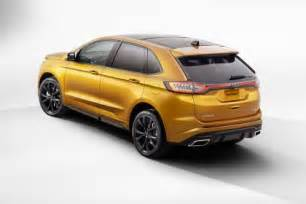 How Much Does A Ford Edge Cost New Ford Edge 4x4 Spec Details And Prices Auto