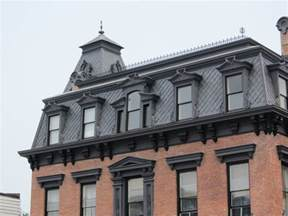 Mansard Roof Preservation In More Than A Mansard Roof The