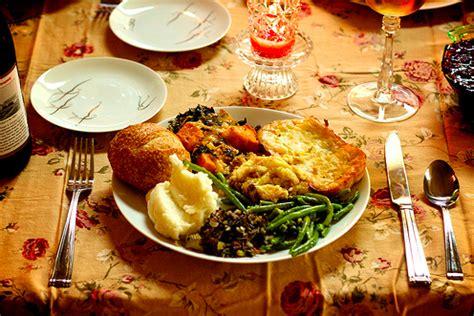 Dinner Boston - five great restaurants to thanksgiving in boston