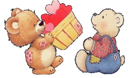 boneka teddy beruang teddy gif gambar animasi animasi bergerak 100 gratis
