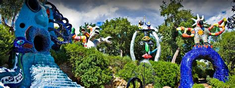 giardino dei tarocchi grosseto il giardino dei tarocchi e capalbio bici vento