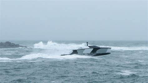 Drone Buat our shores could soon be guarded by unmanned piranha drone boats gizmodo australia