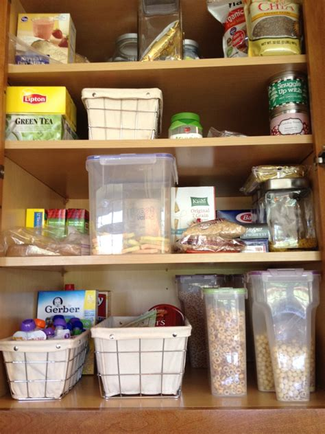 organize your kitchen pantry 7 for an organized