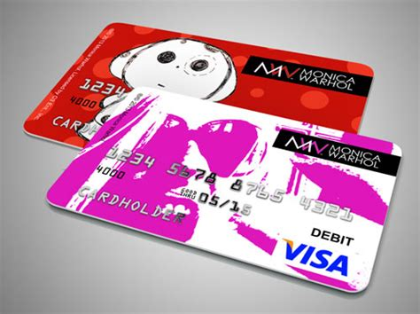 Prepaid Visa Debit Gift Card - c3 entertainment inc offers monica warhol visa prepaid debit cards through a license