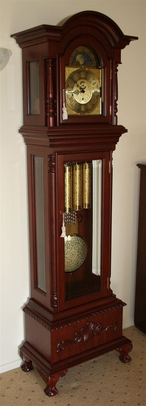 Made In China Kitchen Cabinets by Grandfather Clocks Hand Made Timber Furniture