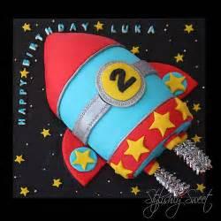 rocket cake blast off rocket space ship birthday cake stylishly sweet cakes flickr