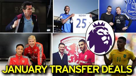 epl january transfer transfer news live liverpool arsenal manchester united
