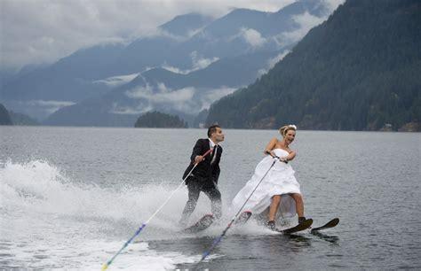speed boat wipeout puedes besar a la novia si la alcanzas