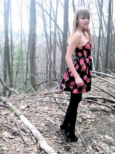 Lenka Dress 6 lenka floral strapless dress striped tights patent leather ribbon peep toes pr 195