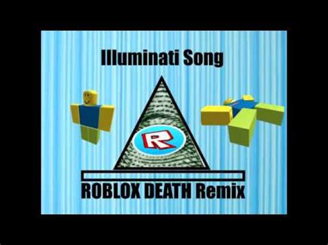 illuminati song roblox illuminati song sound