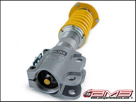 Coilspring Lamcer Evo3 Belakang hlins mitsubishi lancer evolution x road track suspension