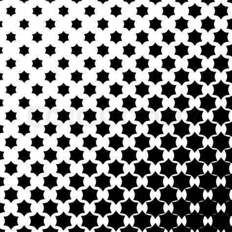 Muster Schwarz Weiß by Sterne Muster In Schwarz Wei 223 Ton Stock Foto Colourbox